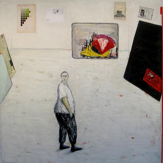 "Brenda Goodman, ""Quandary,"" 2011"